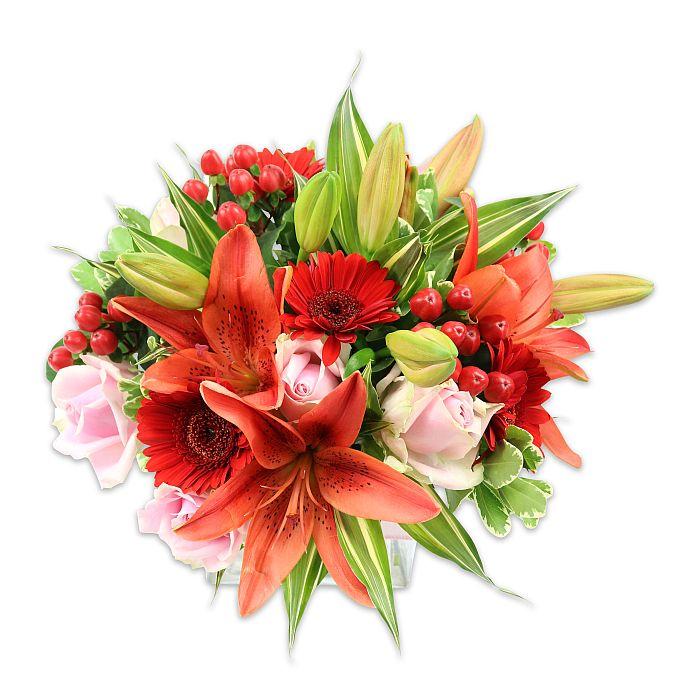 beautiful-flower-arrangements-for-christmas