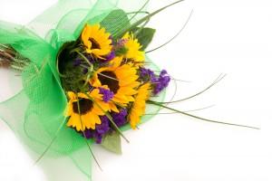 Sunflowers by Flower Shops UK
