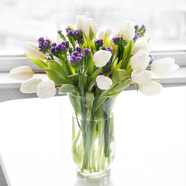 Spring Flowers Arrangement for Funerals