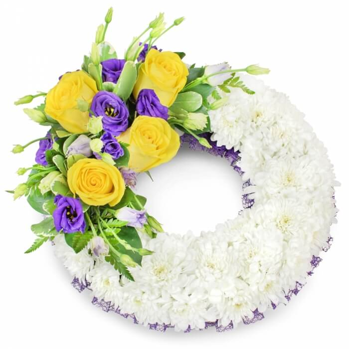 Wreaths for Funeral Northampton